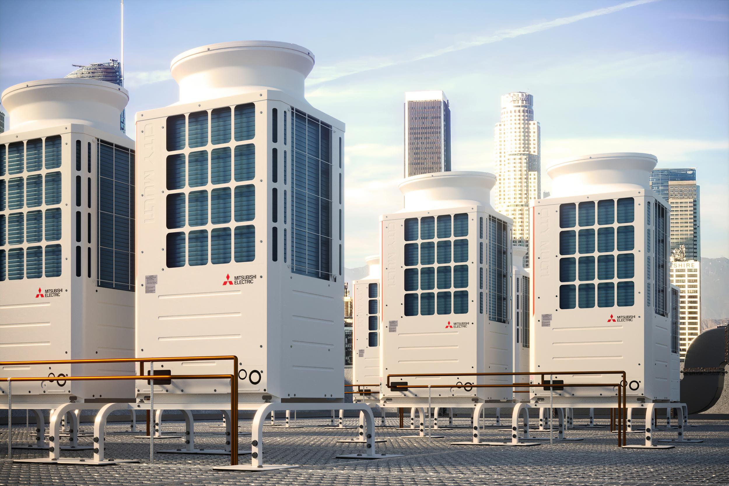Commercial Heat Pump Systems