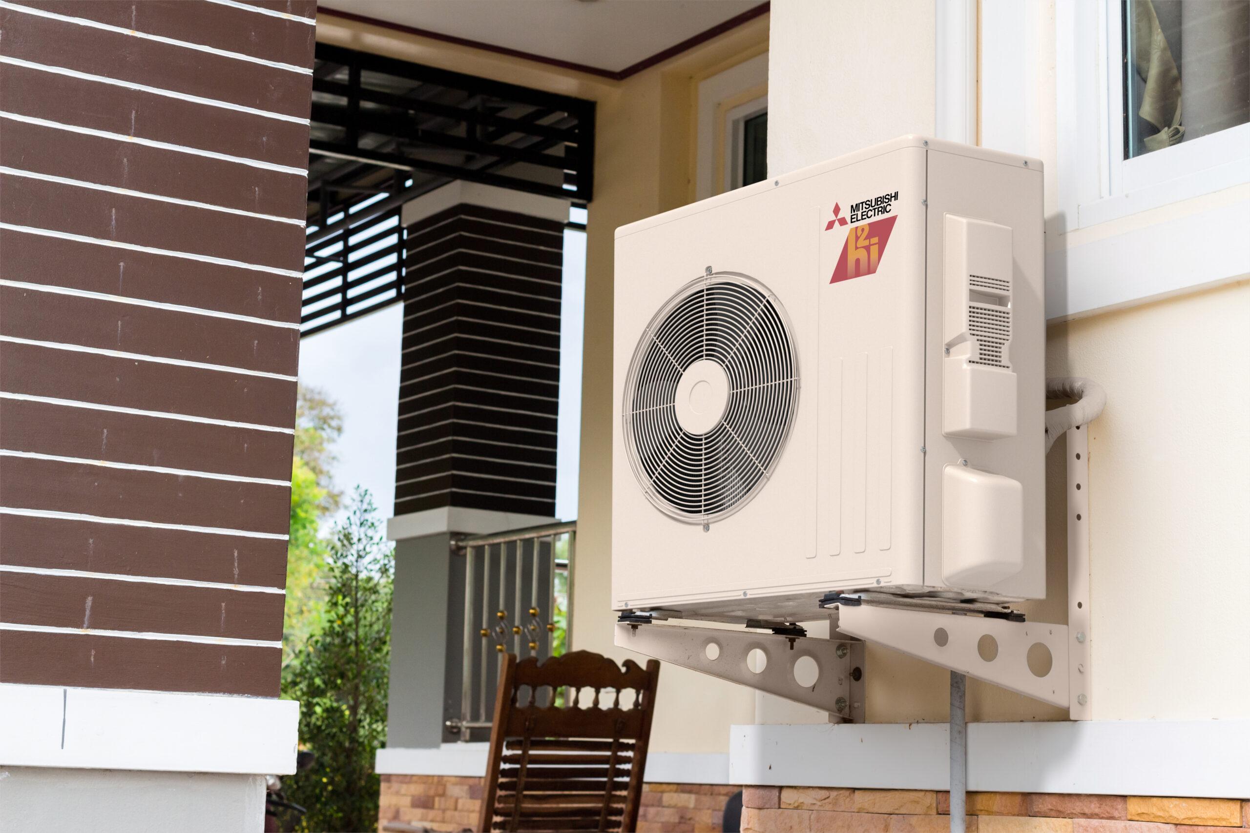 Heat Pump Outdoor Unit